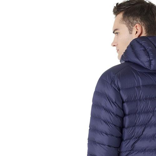 Wholesale 90 Go Fun Feather Coat Men Blue L Price At Nis Storecom