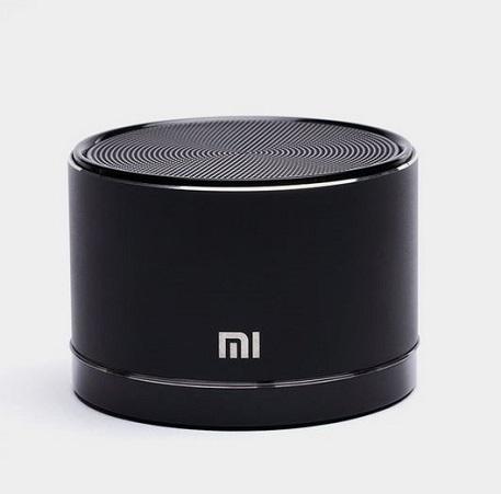 Wholesale Xiaomi Mi Round Bluetooth Speaker Classic Black
