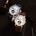 TwentySeventeen Craftsmanship Heritage Series Mechanical Watch Black