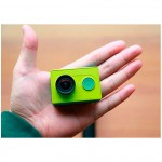 Yi Action Camera Green (Chinese Version)