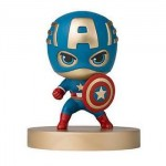 "Copper Master ""Avengers"" series Copper Figure Toy Doll Captain America"