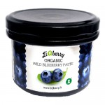LiQberry Organic Wild Blueberry Paste, 200g