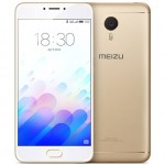 Meizu m3 Note 3GB/32GB Dual SIM Gold