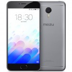 Meizu m3 Note 2GB/16GB Dual SIM Gray