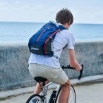 PELLIOT Bike Backpack Red