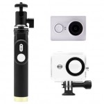 Yi Action Camera White Travel Kit (Chinese Version)