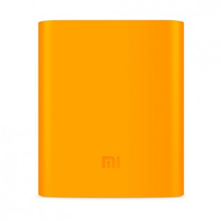 Xiaomi Mi Power Bank 10400mAh Silicone Protective Case Orange