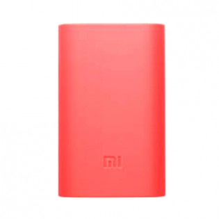 Xiaomi Mi Power Bank 5000mAh Silicone Protective Case Red