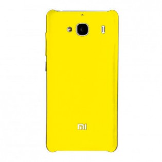 Xiaomi Redmi 2 / 2A Protective Case Yellow