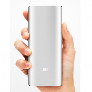 Xiaomi Mi Power Bank 16000mAh Silver