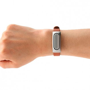 Xiaomi Mi Band Leather Strap Brown