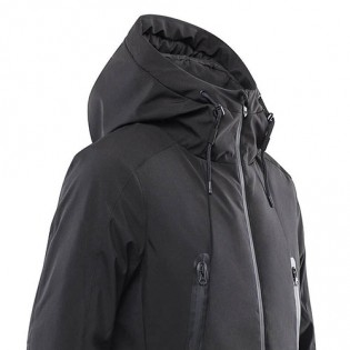 90 GO FUN Temperature Control Down Jacket Black (S)