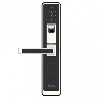 Aqara Smart Door Lock  Silver (Left)