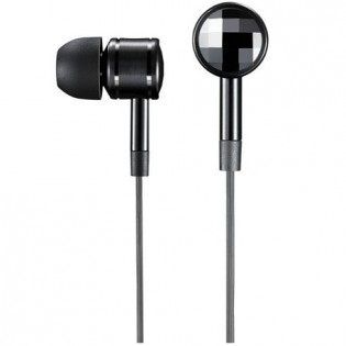 1More Crystal In-Ear Headphones Black