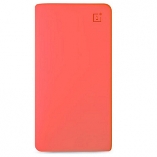 OnePlus Power Bank 10000mAh Silicone Protective Case Red