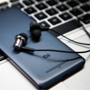 Xiaomi Mi In-Ear Headphones Silver