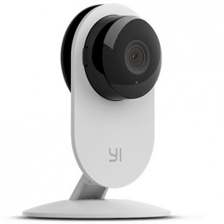 Xiaomi Yi Home Camera Night Vision White (Chinese Version)