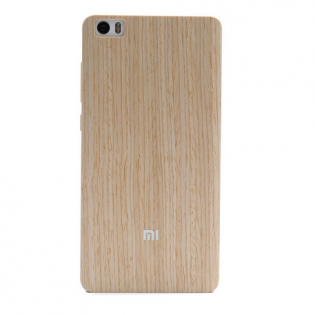 Xiaomi Mi Note Wood Back Cover White Oak