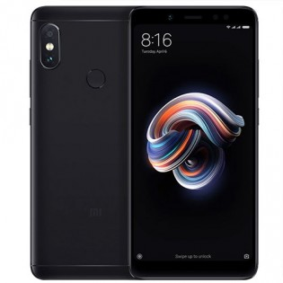 Xiaomi Redmi Note 5 AI High Edition  4GB/64GB Dual SIM Black