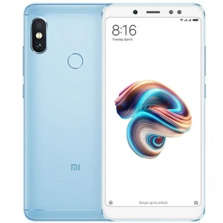 Xiaomi Redmi Note 5 AI High Edition  4GB/64GB Dual SIM Blue