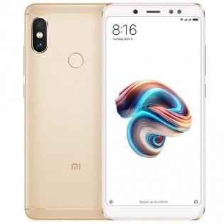 Xiaomi Redmi Note 5 AI High Edition 6GB/64GB Dual SIM Gold