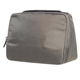 RunMi 90 Points Waterproof Travel Wash Bag Gray