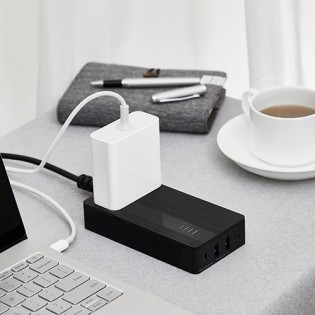 Aigo three-in-one hybrid charger