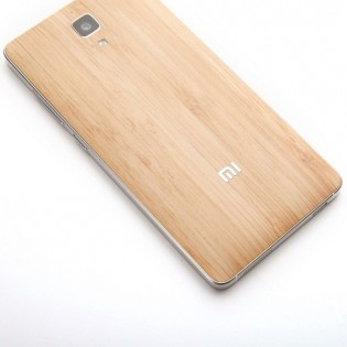 sale retailer 8c90a a4c19 Wholesale Xiaomi Mi 4 Wood Back Cover Bamboo price at NIS-Store.com