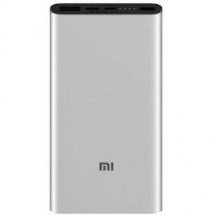 Xiaomi Mi Power Bank 3 10000mAh Silver