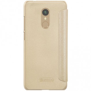 Nillkin Sparkle Leather Case SP-LC for  Xiaomi Redmi 5 Gold
