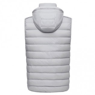 Uleemark Down Sweater Vest M Gray