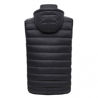 Uleemark Down Sweater Vest M Black