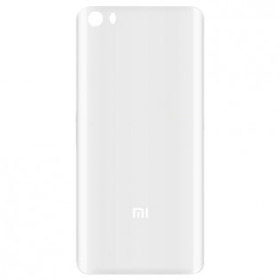 Xiaomi Mi 5 Back Cover 3D Glass White