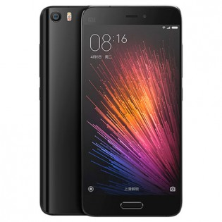 Xiaomi Mi 5 High Ed. 3GB/64GB Dual SIM 3D Glass Black