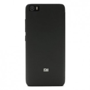 Xiaomi Mi 5 Leather Flip Case Black