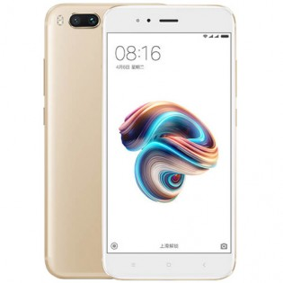 Xiaomi Mi 5X High Ed. 4GB/64GB Dual SIM Gold