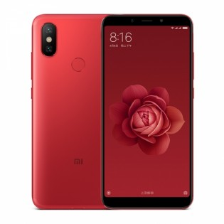 Xiaomi Mi 6X 6GB/64GB Dual SIM Red