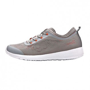 RunMi 90 Points Smart Casual Shoes Size 44 Gray