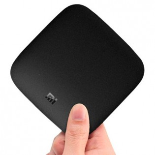 Xiaomi Mi Box 3 1GB/4GB 4K TV-Console Black