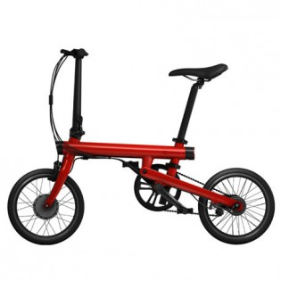 Wholesale Mijia Qicycle Folding Electric Bike Red Price At Nis Store Com