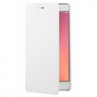Xiaomi Redmi 3 Leather Flip Case White