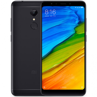 Xiaomi Redmi 5 High Ed. 3GB/32GB Dual SIM Black