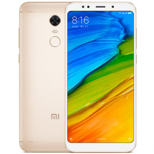 Xiaomi Redmi 5 Plus High Ed. 4GB/64GB Dual SIM Gold