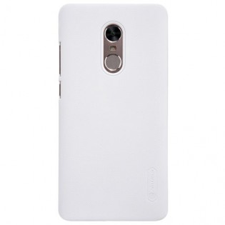Wholesale Xiaomi Redmi Note 4X Nillkin Frosted Shield Hard Case White price at NIS-Store.com