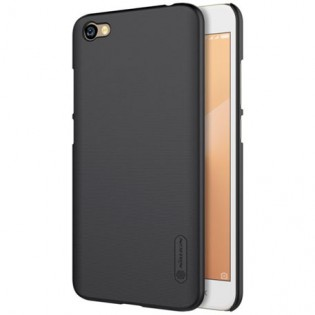 Xiaomi Redmi Note 5A Nillkin Frosted Shield Hard Case Black