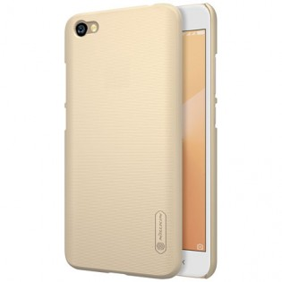 Xiaomi Redmi Note 5A Nillkin Frosted Shield Hard Case Gold