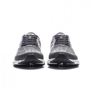 Xiaomi X Li-Ning Cloud Glory Men`s Smart Running Shoes ARHL095-1-10 Size 42 Black / White