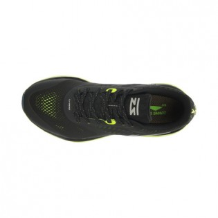 Xiaomi X Li-Ning Cloud III Men`s Cushion Running Shoes ARHL007-1-12 Size 46 Black / Fluorescent Yellow