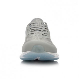 Xiaomi X Li-Ning Cloud III Men`s Cushion Running Shoes ARHL007-9-10 Size 41.5 Gray / White