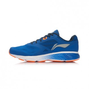 Xiaomi X Li-Ning Cloud III Men`s Smart Cushion Running Shoes ARHL037-1-10 Size 42 Blue / White / Orange